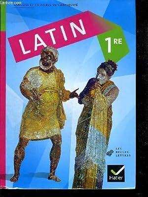 LATIN 1ère / COLLECTION LES BELLES LETTRES: LE FLOCH / TARDIVEAU