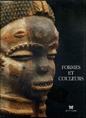 FORMES ET COULEURS - SCULPTURES DE L'AFRIQUE: FALGAYRETTES LEVEAU CHRISTIANE&