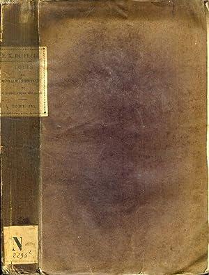 COURS DE MORALE CHRETIENNE ET DE LITTERATURE RELIGIEUSE, TOME IV: FELLER ABBE DE