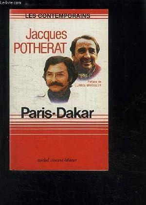 PARIS-DAKAR: POTHERAT JACQUES
