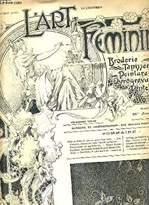 L'ART FEMININ - N° 3 - 19: GEFFROY / COLLECTIF