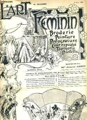 L'ART FEMININ - N° 26 - 29: GEFFROY / COLLECTIF