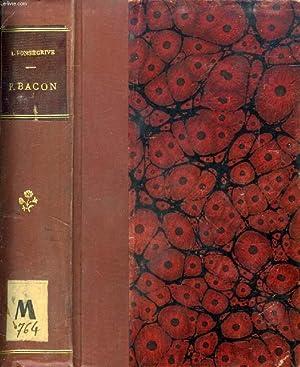 FRANCOIS BACON: FONSEGRIVE GEORGES-L.