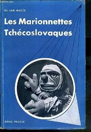 LES MARIONNETTES TCHECOSLOVAQUES: MALIK JAN Dr