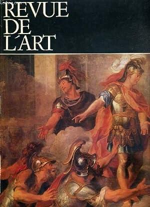 REVUE DE L'ART - 5 - COMITE FRANCAIS D'HISTOIRE DE L'ART - Jean Guillaume: Serlio ...