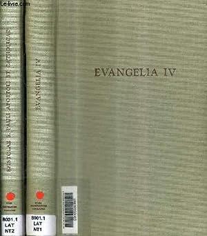 NOVUM TESTAMENTUM - PONTIFICIA COMMISIO PRO NOVA VULGATA BIBLIORUM EDITIONE / EN DEUX TOMES &#...