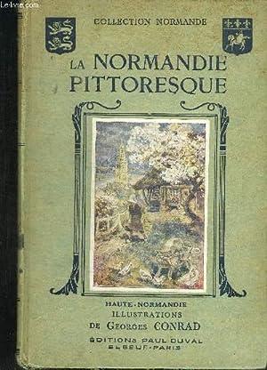 LA NORMANDIE PITTORESQUE- COLLECTION NORMANDIE ILLUSTREE: BRISSON CHARLES