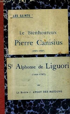 LE BIENHEUREUX PIERRE CANISIUS SECOND APOTRE DE: L'ABBE L.CRISTIANI &
