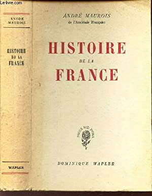histoire france Signé AbeBooks
