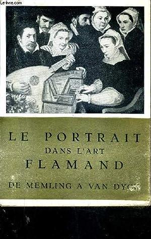 EXPOSITION LE PORTRAIT DANS L'ART FLAMAND DE: COLLECTIF