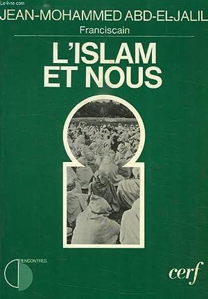 L'ISLAM ET NOUS: ABD-EL-JALIL JEAN-MOHAMMED