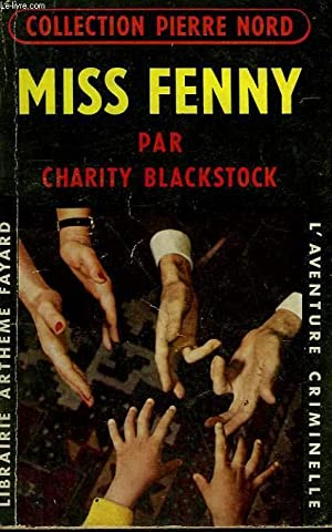 MISS FENNY. COLLECTION L'AVENTURE CRIMINELLE N° 35.: BLACKSTOCK CHARITY.