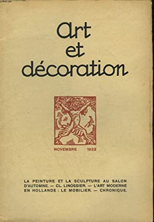 ART ET DECORATION - 27° EDITION N°263: COLLECTIF
