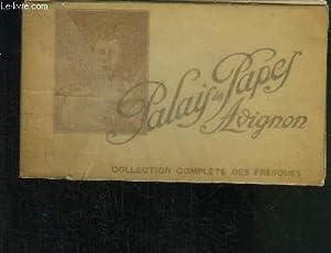 PALAIS DES PAPES AVIGNON/ COLLECTION COMPLETE DES FRESQUES: COLLECTIF