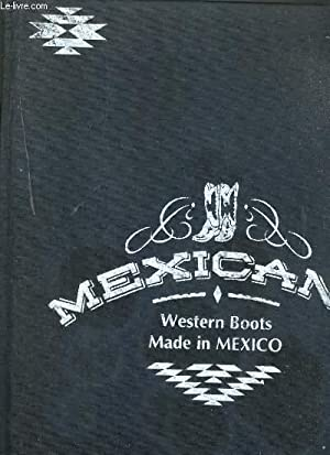 MEXICANA - WESTERN BOOTS - MADE IN: COLLECTIF
