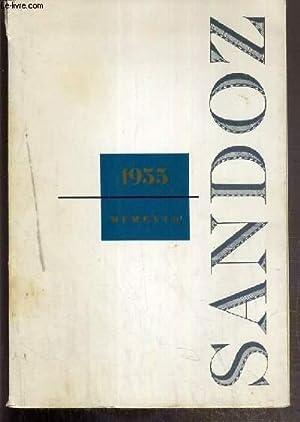 MEMENTO 1955 - NOUVEAUX PRODUITS - ACYLANIDE: COLLECTIF