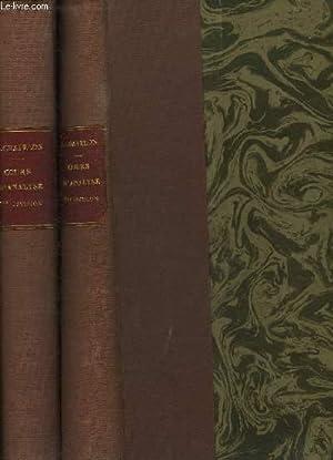 COURS D ANALYSE- ECOLE POLYTECHNIQUE- 1ère ET 2ème DIVISION- 2 TOMES EN 2 VOLUMES: ...