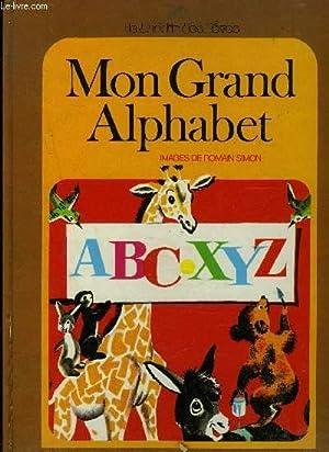 MON GRAND ALPHABET: SIMON RICHARD