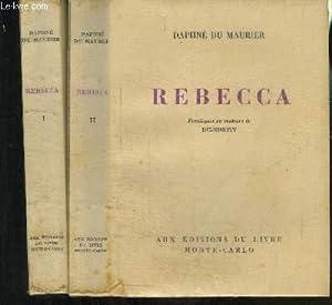 REBECCA- 2 TOMES EN 2 VOLUMES: DU MAURIER DAPHNE