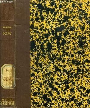KIM (TAUCHNITZ EDITION, COLLECTION OF BRITISH AND: KIPLING Rudyard