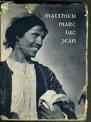 MATTHIEU - MARC - LUC - JEAN: COLLECTIF