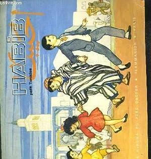 HABIB PETIT TUNISIEN - LES ALBUMS DU PERE CASTOR: HOURI PASOTTI MYRIAM
