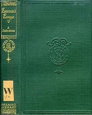 SELECTED ESSAYS OF RALPH WALDO EMERSON: EMERSON RALPH WALDO