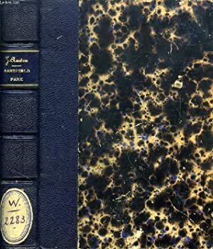 MANSFIELD PARK (TAUCHNITZ EDITION, COLLECTION OF BRITISH: AUSTEN Jane