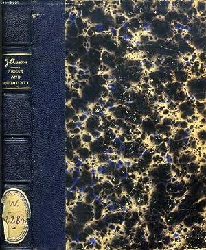 SENSE AND SENSIBILITY (TAUCHNITZ EDITION, COLLECTION OF: AUSTEN Jane