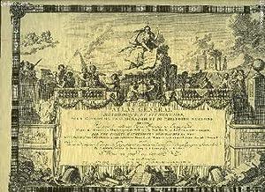 CARTES ANCIENNES DE FRANCE & DU MONDE- REPRODUCTIONS DE CARTES CONTENUES DANS L ATLAS GENERAL ...