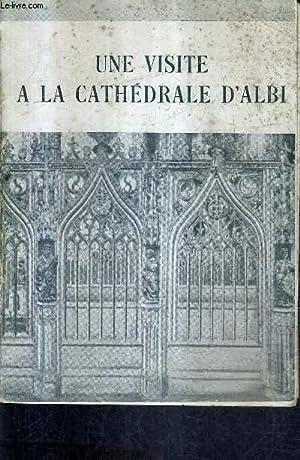 UNE VISITE A LA CATHEDRALE D'ALBI - COLLECTION MONUMENTS CELEBRITES EVENEMENTS ET ACTIVITES D&...