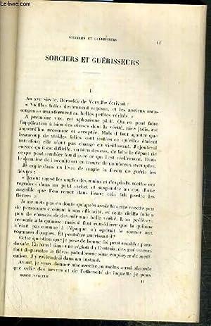 REVUE DU MONDE INVISIBLE - SORCIERS ET GUERISSEURS: GALLUS J. Dr / COLLECTIF