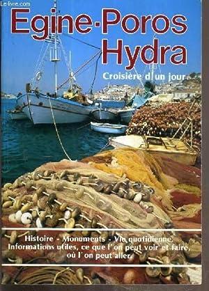 EGINE-POROS HYDRA - CROISIERE D'UN JOUR -: COLLECTIF