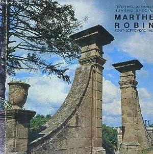 L ALOUETTE AOUT SEPTEMBRE 1981 - ENFANCE: ROBIN MARTHE