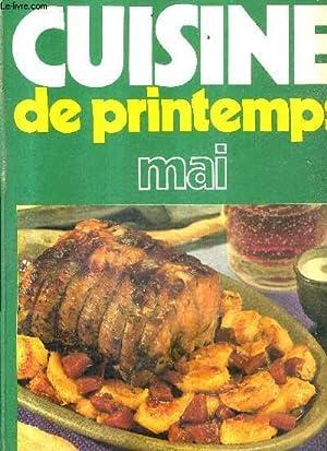 CUISINE DE PRINTEMPS - MAI - 1000 MENUS.: COLLECTIF