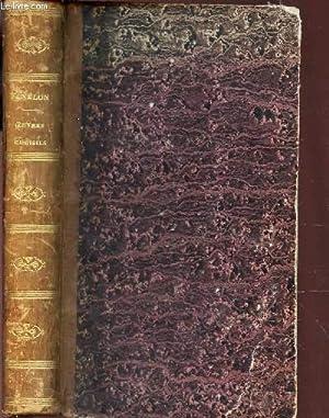 OEUVRES CHOISIES DE FENELON - Avec Biographie et notices historiques et littéraires de M. Saucié.: ...