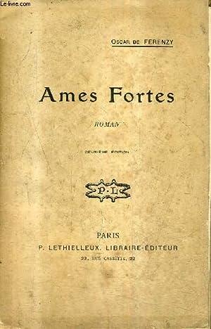 AMES MORTES - ROMAN - 2E EDITION.: DE FERENZY