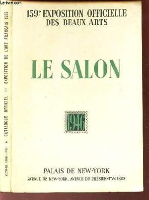 LE SALON - 159*e EXPOSITION OFFICIELLE DES BEAUX ARTS - PALAIS DE NEW YORK: COLLECTIF