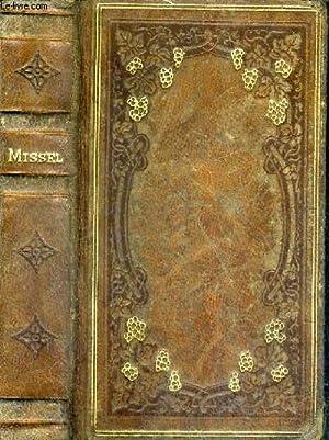 MISSEL DE S.JEANNE D'ARC CONTENANT LES PRIERES: COLLECTIF