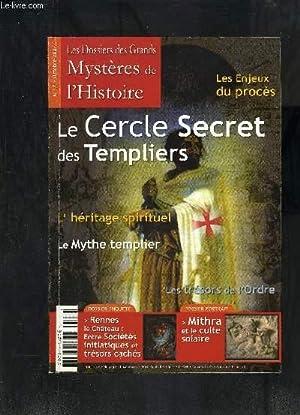 LES GRANDS MYSTERES DE L HISTOIRE- N°17- OCT 2007- Les enjeux du procès- Le cercle ...