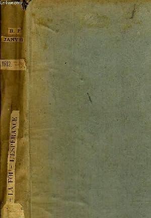 CONFERENCE DE NOTRE DAME DE PARIS - CAREME 1912 - LA FOI - CONFERENCE DU DIMANCHE - RETRAITE ...