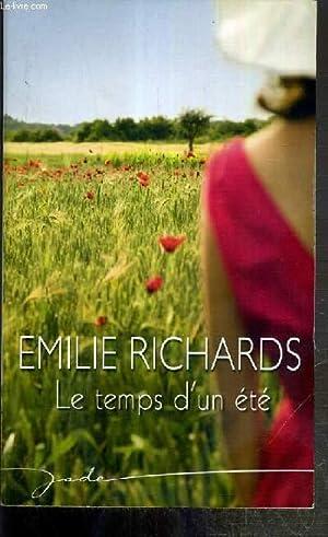 LE TEMPS D'UN ETE: RICHARD EMILIE