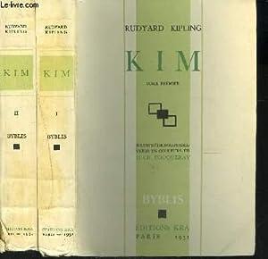 KIM- BYBLIS - 2 TOMES EN 2: KIPLING RUDYARD