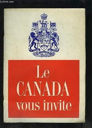 LE CANADA VOUS INVITE: COLLECTIF