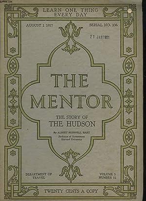 THE MENTOR - SERIAL N°136 - VOLUME 5 - N°12 - THE STORY OF THE HUDSON: HART ALBERT BUSHNELL