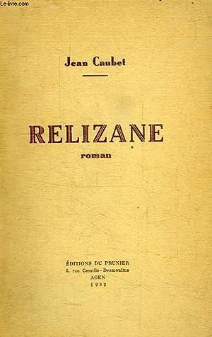 RELIZANE: CAUBET Jean