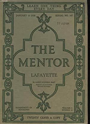THE MENTOR - SERIAL N°147 - VOLUME 5 - N°23 - LAFAYETTE: HART ALBERT BUSHNELL