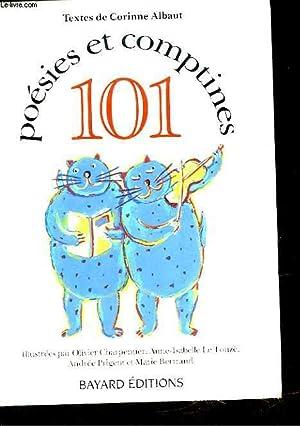 POESIES ET COMPTINES 101: ALBAUT CORINNE