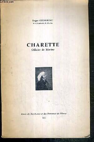 CHARETTE - OFFICIER DE MARINE - EXTRAIT: COINDREAU ROGER