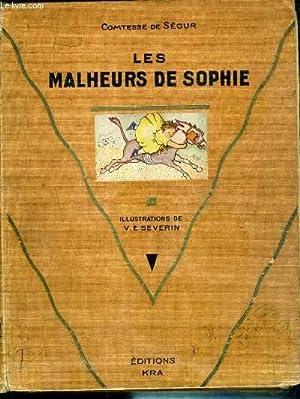 LES MALHEURS DE SOPHIE: SEGUR DE COMTESSE